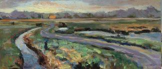 landscapes, paintings van Lynden--Naardermeer3