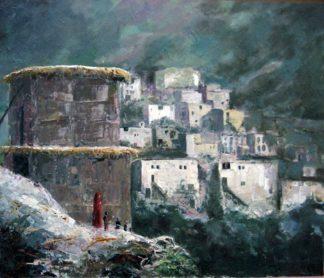 Village- Marokko-Atlas