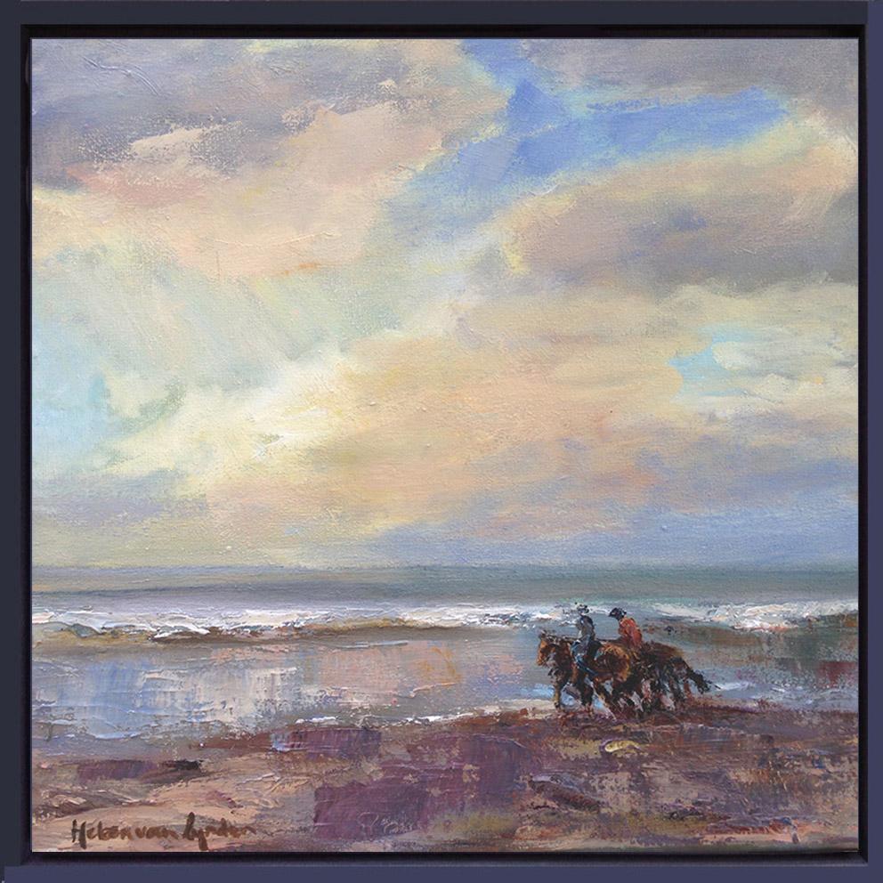 2015-WS013-lynden_Beach13-horseriding-30x30cbaklijst-gekleurd