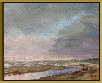 Katwijk strand-strandgezicht-Lynden-zeegezicht