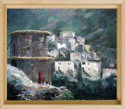 CS011-dorpje- Marokko-Atlas-lijst Verona blank