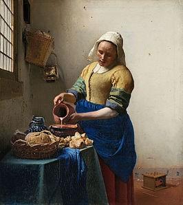 melkmeisje-vermeer