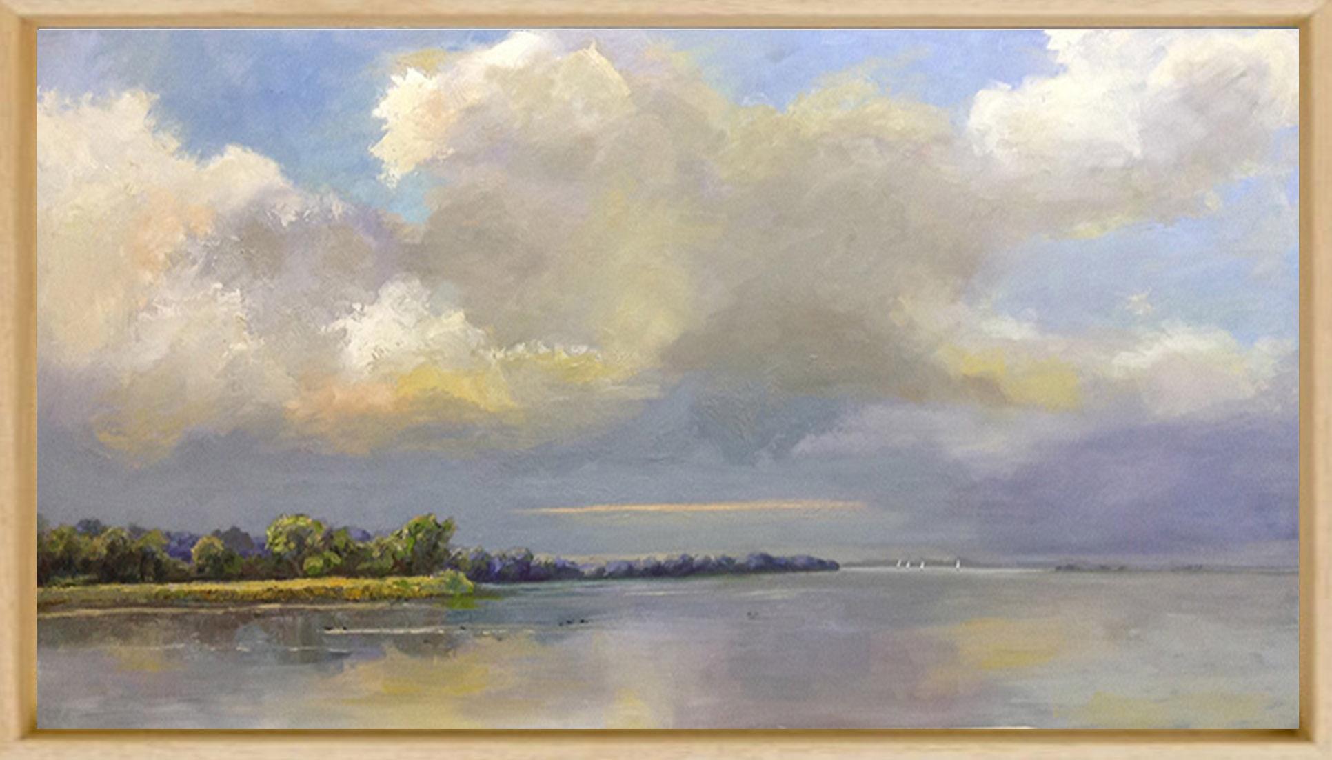 17LS013-IJsselmeer Muiderberg-60×120 blank