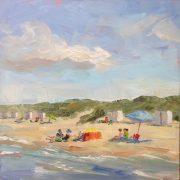 beachcabins 2-Domburg-seascapes- zeegezichten-Lynden