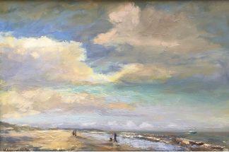 lynden_seaside with fishingvessel-seascape-zeegezicht