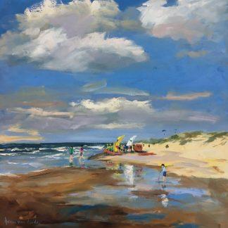 beach-beachview-strandgezicht-zeegezicht-van Lynden