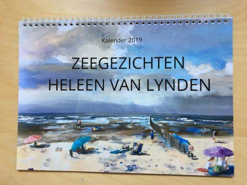 2019 calendar Heleen van Lynden