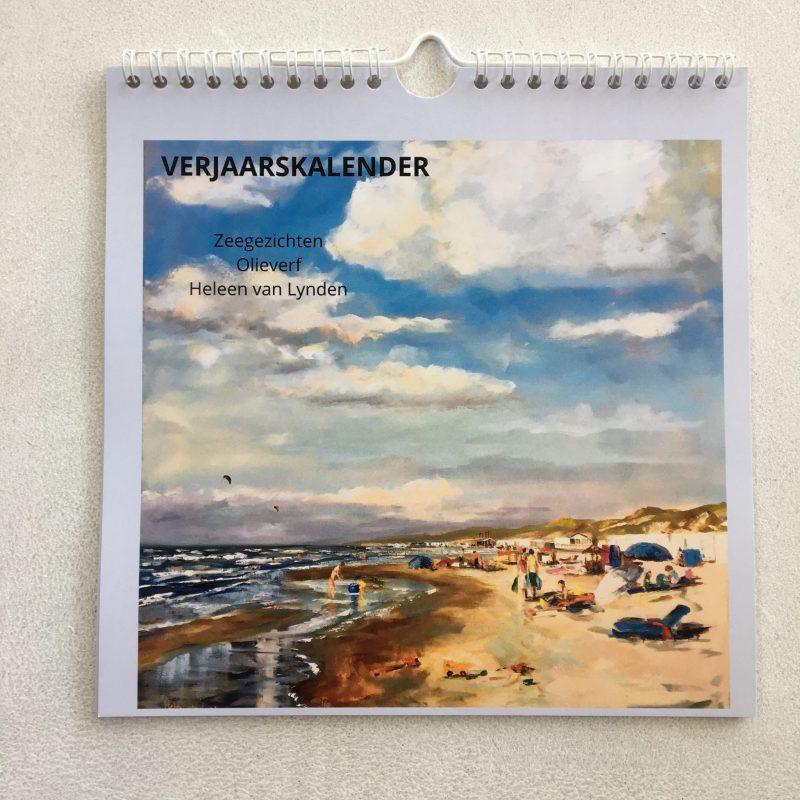 birthday calender-verjaarskalender-seascapes-heleenvanlynden