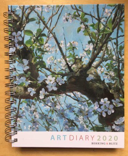 Art diary 2020
