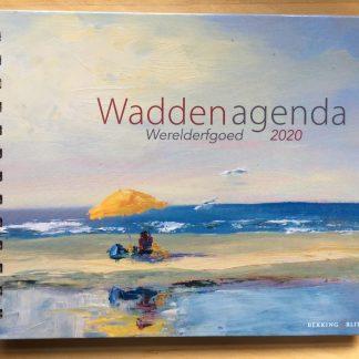 Desk-agenda 2020, Waddenagenda 2020