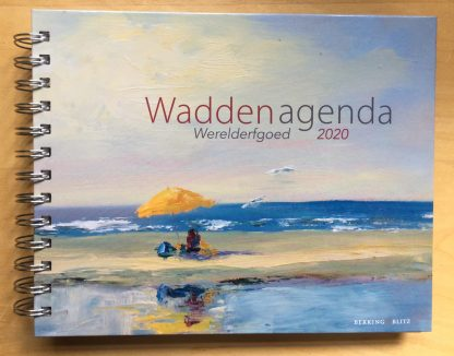 Desk-agenda 2020, Waddenagenda 2020