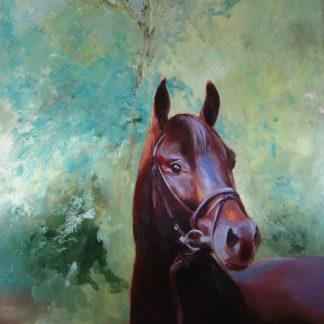 horsehead, horse, Heleen van Lynden