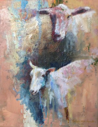 goats, Heleen van Lynden