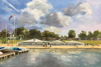 Zeemeeuw, Muiderberg, Muiden, restaurant, harbour