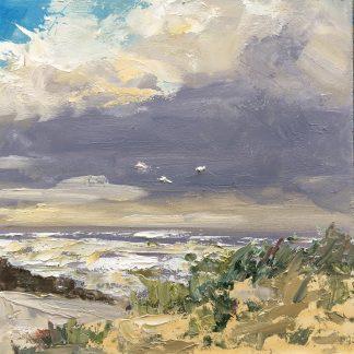 springtide-springvloed-duinen-oilpainting-Heleenvanlynden