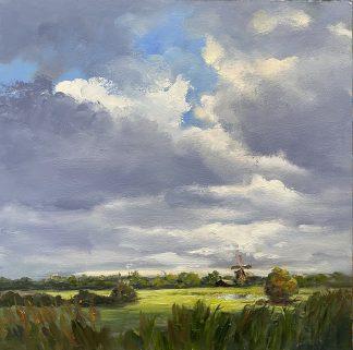 clouds, dutch sky, dutch landscape, wolken, luchten, hollands landschap